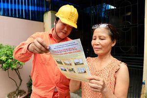 Nhiều tiện ích cho khách hàng sử dụng điện
