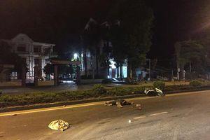 Tai nạn giao thông khiến 2 nam thanh niên tử vong trong đêm