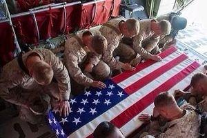 Hai lính Mỹ thiệt mạng trên chiến trường Afghanistan