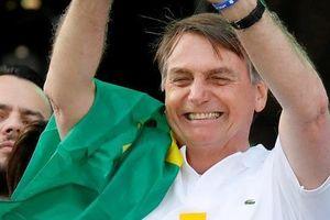 Sĩ quan Brazil mang... ma túy tháp tùng tổng thống dự họp G20