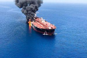 UAE lên tiếng về vụ Iran 'tấn công tàu dầu'