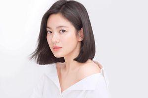 Song Hye Kyo lên tiếng về việc ly hôn với Song Joong Ki