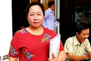 Tòa kiến nghị xem xét giám đốc thẩm xử lý 'nữ hoàng lục bình'