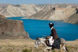 Ốc đảo hòa bình duy nhất giữa Afghanistan thu hút du khách