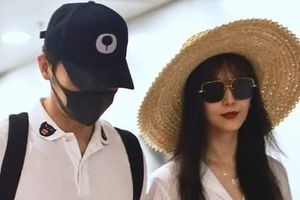 Phạm Băng Băng và Lý Thần du lịch Hàn Quốc ngay trước khi chia tay
