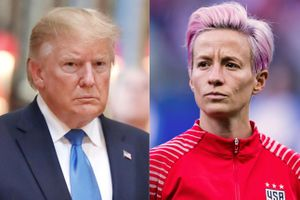 Tổng thống Trump chỉ trích đội trưởng Mỹ thiếu tôn trọng đất nước