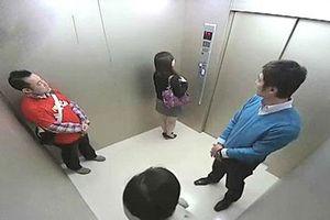 Cần thiết lắp camera ở thang máy chung cư