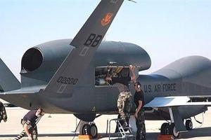 Iran sau chiến tích bắn hạ RQ-4A Global Hawk của Mỹ