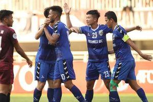 Xác định đối thủ của Hà Nội FC và B.Bình Dương ở cúp châu Á