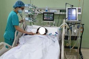 Sốc nhiệt do nắng nóng, hai bệnh nhân tử vong