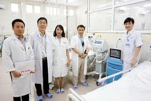 PV GAS tài trợ thiết bị y tế trị giá 5 tỷ đồng cho Bệnh viện Trung ương Huế