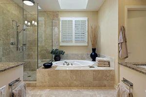 Phạm phong thủy phòng tắm làm 'trôi' sức khỏe, 'sứt mẻ' tài vận