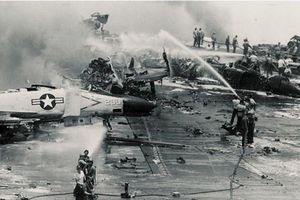 Bất ngờ máy bay Mỹ bị bắn rơi nhiều nhất trong Chiến tranh Việt Nam
