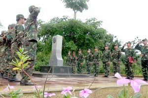 Đồn Biên phòng cửa khẩu quốc tế Lao Bảo và Đại đội 321 tuần tra song phương