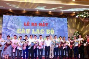 Nhà báo Nguyễn Hải Đường làm Chủ tịch Câu lạc bộ nhà báo Hà Nam