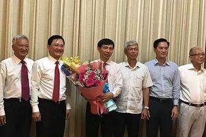 TPHCM điều động Phó Giám đốc Sở Giao thông về công ty SAMCO