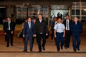 Quân nhân Brazil mang 39kg cocaine khi hộ tống Tổng thống đến G20