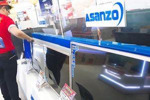 Nguyễn Kim, Điện máy Xanh cho phép khách hàng đổi TV Asanzo sang thương hiệu khác