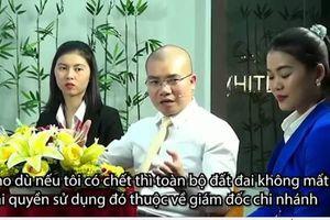 'CEO Nguyễn Thái Luyện bị bắt hoặc chết thì Địa ốc Alibaba sẽ ra sao?'