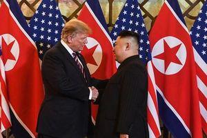 Tổng thống Mỹ mong muốn sớm đối thoại với nhà lãnh đạo Triều Tiên