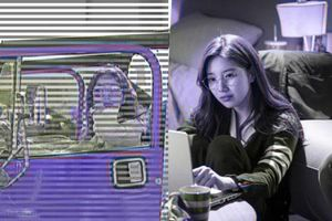 Suzy xuất hiện cực ngầu trong phim truyền hình mới