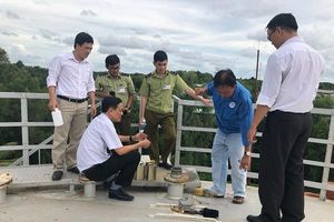 Kiên Giang: Phối hợp kiểm tra chất lượng xăng dầu tại 4 cơ sở kinh doanh
