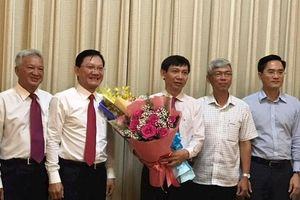 Điều động Phó Giám đốc Sở GTVT về Tổng Công ty Cơ khí GTVT Sài Gòn