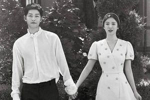Sốc: Song Joong Ki và Song Hye Kyo chính thức ly hôn sau 2 năm chung sống