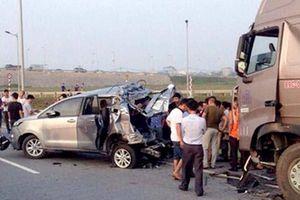 Công bố kết luận điều tra mới vụ tai nạn xe Innova đi lùi trên cao tốc