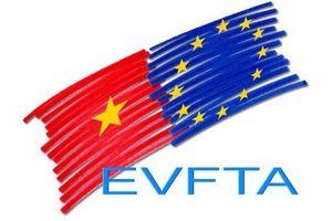 Cam kết mở cửa thị trường hàng hóa của EU trong EVFTA