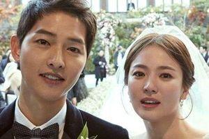 Lộ lý do Song Joong Ki và Song Hye Kyo ly dị