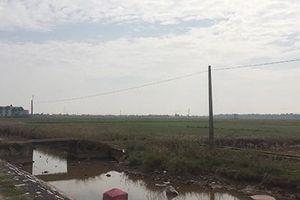 Thái Bình: Phản hồi thông tin dân phải hiến 20m2/sào ruộng khi làm dự án