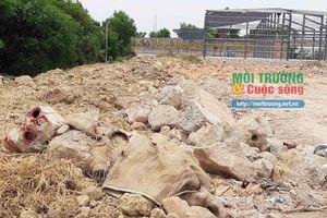 Hà Tĩnh – Bài 3: Dự án tổ hợp khách sạn 4 sao trở thành bãi đổ chất thải trái phép?