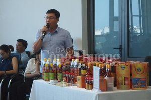 Đà Nẵng: 14 sản phẩm đạt sản phẩm công nghiệp nông thôn tiêu biểu năm 2019