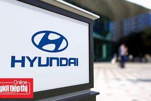 Giá trị thương hiệu toàn cầu của Hyundai tăng 3%