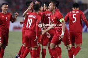 ĐT Việt Nam bất ngờ bị tụt hạng FIFA bởi đội bóng lạ