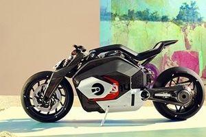 BMW ra mắt xe máy điện hướng đến tương lai