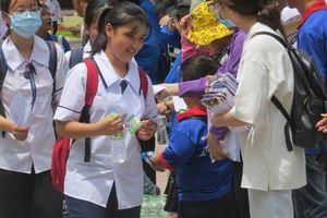 Hải Phòng: Thí sinh 'thở phào' sau kỳ thi THPT quốc gia