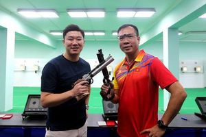Lần đầu tiên tổ chức Giải đấu mang tên tượng đài Bắn súng thế giới - Jin Jong-oh tại Việt Nam