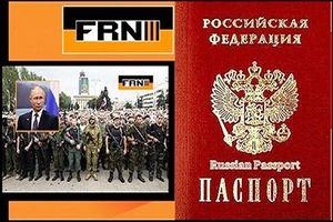 Nga bước đầu thành công với sắc lệnh 'hộ chiếu hóa' khu vực Donbass