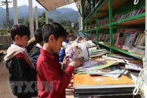 Thư viện cho học sinh miền núi