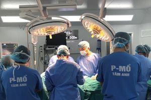 Bệnh viện Tâm Anh mổ cấp cứu thành công ca song thai 31 tuần