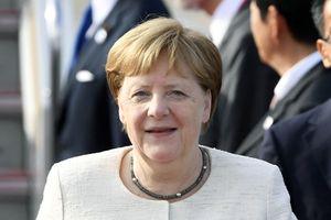 Thủ tướng Đức đến Nhật họp G20, thế giới lo lắng về những cơn run rẩy