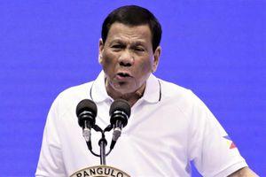 Tổng thống Duterte dọa tống giam ai dám phế truất ông
