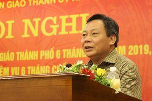 Hà Nội: Công tác tuyên giáo giúp giải quyết kịp thời những vấn đề nóng