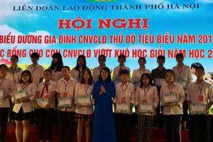 HÀ NỘI: Xây dựng gia đình CNVC-LĐ no ấm, tiến bộ, hạnh phúc