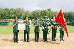Kỷ niệm 70 năm Ngày truyền thống và đón nhận Huân chương Bảo vệ Tổ quốc hạng Ba