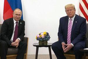 Tại G20, TT Trump nói với đồng nhiệm Nga: Đừng can thiệp vào bầu cử Mỹ
