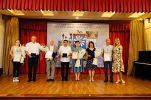Trung tâm Khoa học và Văn hóa Nga trao kỷ niệm chương 'Vì Tình yêu và Lòng chung thủy'