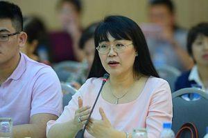 Cựu đại biểu Quốc hội Nguyễn Thị Nguyệt Hường tái xuất